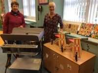 Gifts to Central Belfast Contact Centre