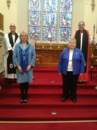 Connor Mothers' Union Service of Thanksgiving and Commissioning of Trustees and Executive Members