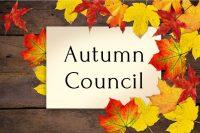 Autumn Council 2020 – Update