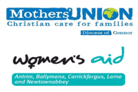 Connor Mothers' Union supports Women's Aid