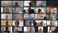 Our 1st Council Zoom Meeting