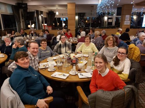 Young Members' Pre-Christmas Shopping Trip 2019