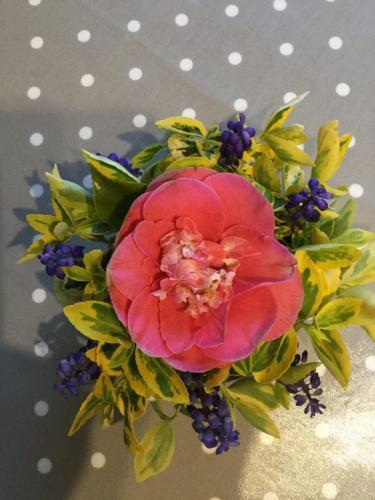 Mary HueyThe flower