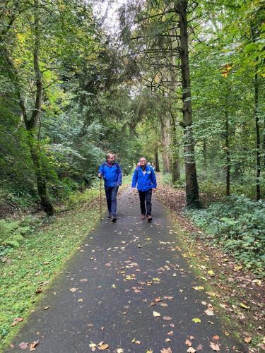 '21 in 21' – MU AIP's Mid Connor Walk