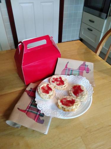 May WoodheadVE Day Scones