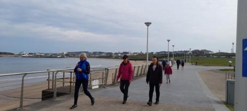 '21 in 21' – MU AIP's North Connor Walk